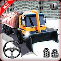 Heavy Snow Blower Truck Simulator 2019 icon