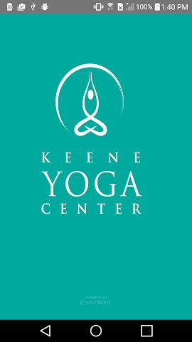 android Keene Yoga Center Screenshot 0