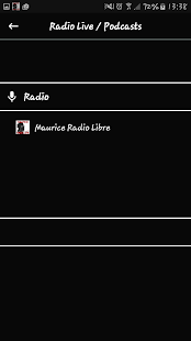 Maurice Radio Libre- screenshot thumbnail
