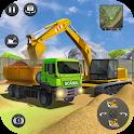 Real Excavator Simulator Master 3D 2019 icon