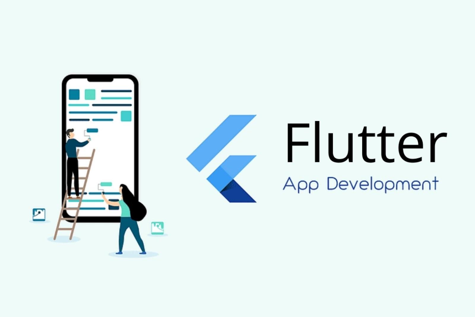 Flutter Javascript framework