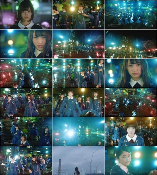 (PV)(1080i) 欅坂46 – サイレントマジョリティー (M-ON! HD)