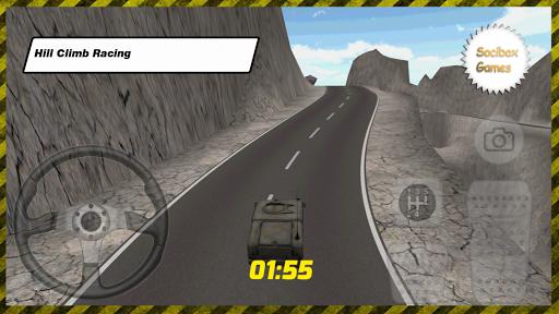 军事爬坡赛|玩賽車遊戲App免費|玩APPs