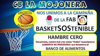 CB La Mojonera también apuesta por la solidaridad.