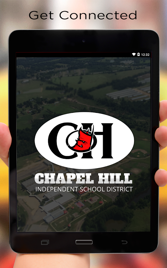 Chapel Hill ISD- screenshot