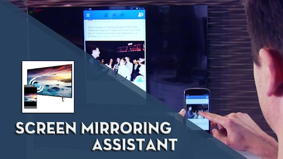 Screen Mirroring Assistant  - Smart Tv - náhled