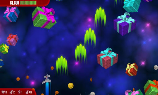 Chicken Invaders 3 Xmas Screenshots 2