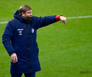 """Tachtig minuten tegen tien man, maar Vanhaezebrouck tevreden met punt: """"Bevestiging van wat ik voorbije weken zag"""""""