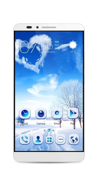 GO Launcher S Vip Screenshot Image