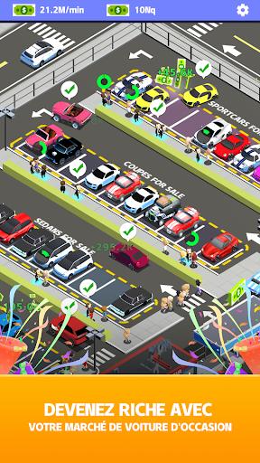 Code Triche Concessionnaire de voitures d'occasion APK MOD (Astuce) screenshots 2