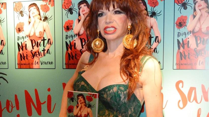 Imagen de archivo de Cristina Ortiz, conocida como La Veneno