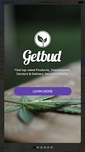 Getbud - Medical Marijuana- screenshot thumbnail