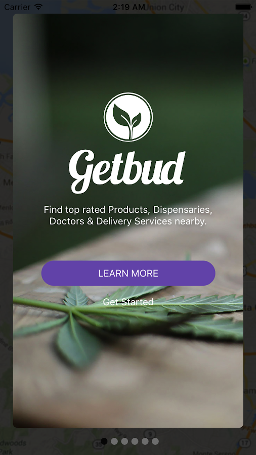 Getbud - Medical Marijuana- screenshot