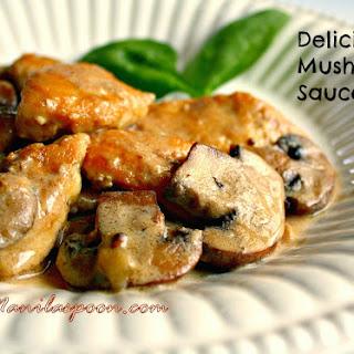 Sauteed Mushroom Sauce Recipes