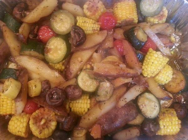 Roasted Veggies Recipe