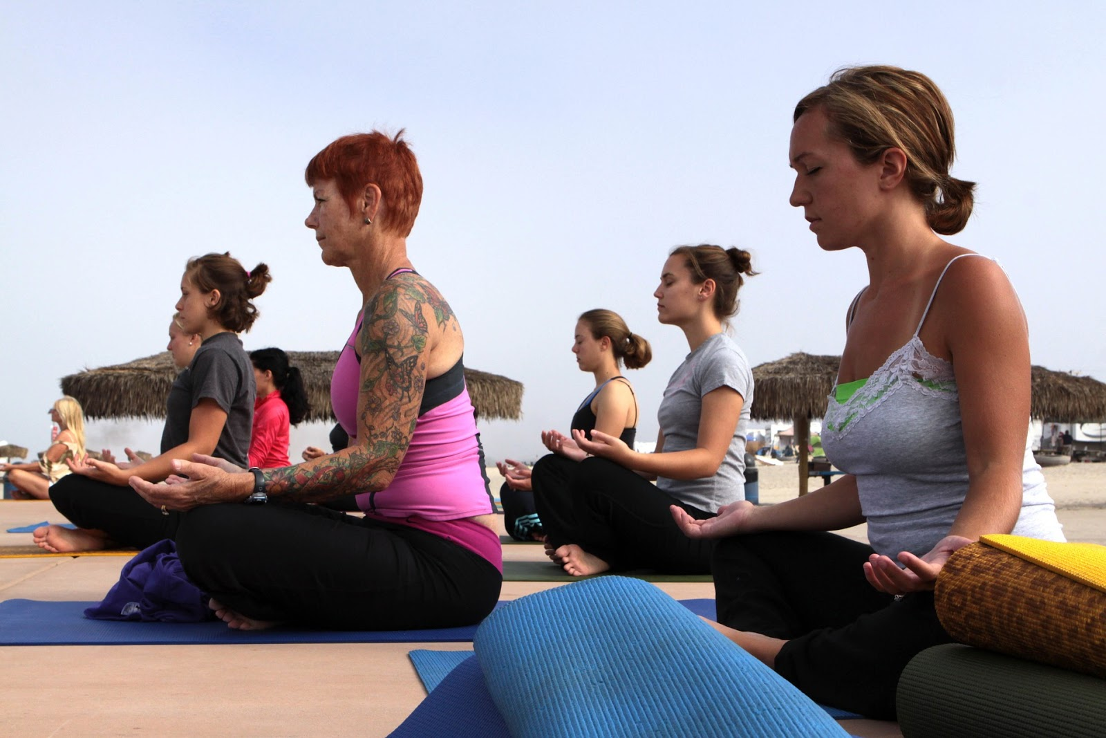 Can All Women Do Yoga