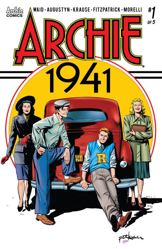 Archie 1941 (2018) - complete