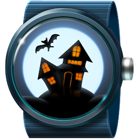 Тыковки-Хэллоуин, Android Wear