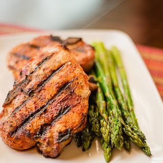 Pork Chops with Carolina Spice Rub Recipe