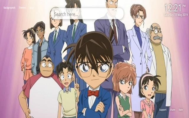 Detective Conan Wallpapers