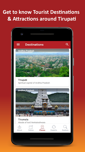 Tirupati Balaji Yatra by Travelkosh screenshots 3