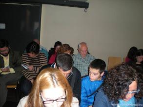 Photo: Asistentes al concierto en el Museo