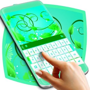 Fresh Green Theme Keyboard APK Download for Android