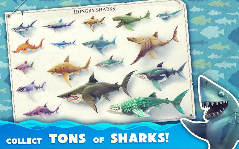 Hungry Shark World Screenshot 11