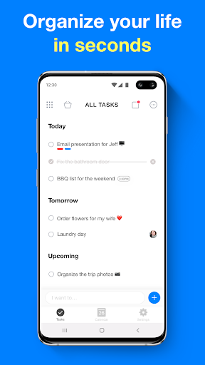 Any.do: To do list, Calendar, Planner & Reminders 5.4.0.6 Screenshots 1