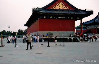Photo: 2007-09-01. Beijing. Bezoek aan de Tempel van de Hemel.