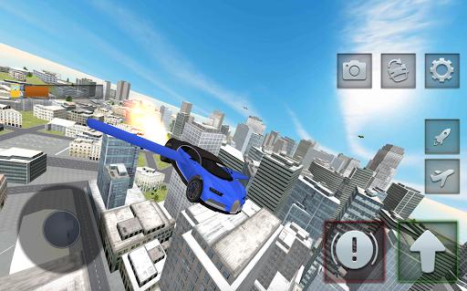 Ultimate Flying Car Simulator 1.01 3