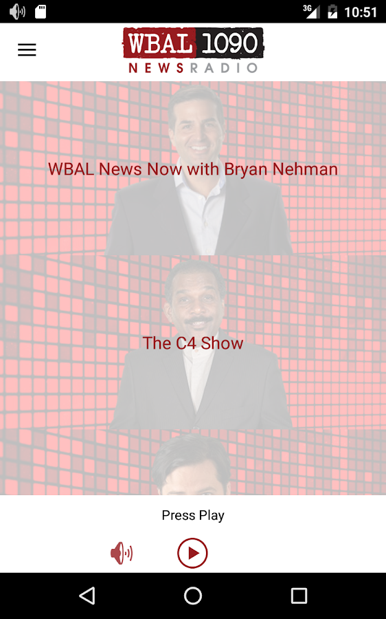 WBAL NewsRadio 1090- screenshot