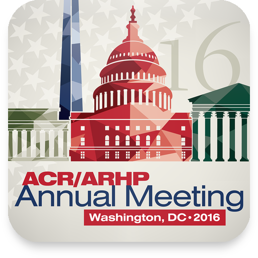 2016 ACR/ARHP Annual Meeting 書籍 App LOGO-APP開箱王