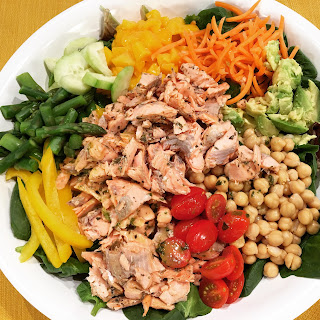 Super Food Salmon Salad