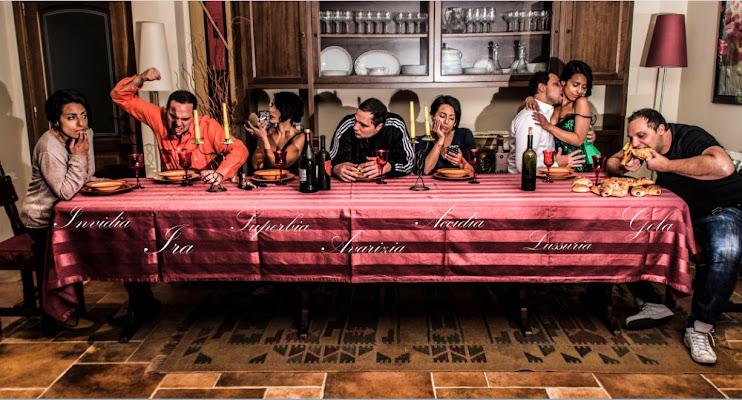 La Cena dei Peccati di cristiandragophoto