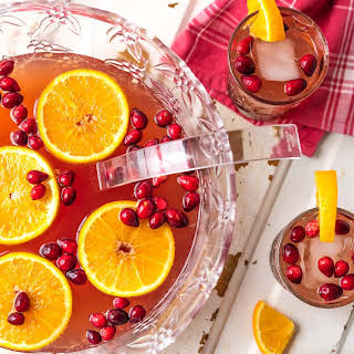Easy Holiday Punch.