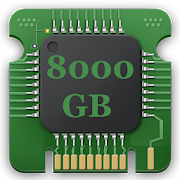 8000 GB RAM : ram cleaner