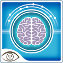 Test for cerebral hemisphere icon