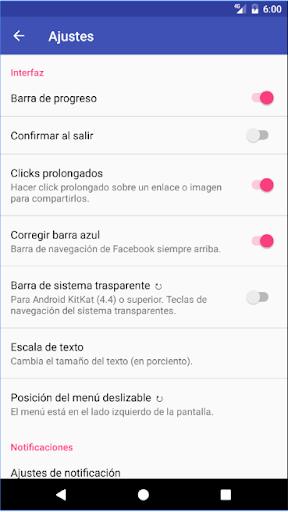 Pro for Messenger and Facebook  screenshots 8