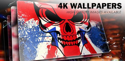 American Skull Wallpaper Indir Pc Windows Android Com