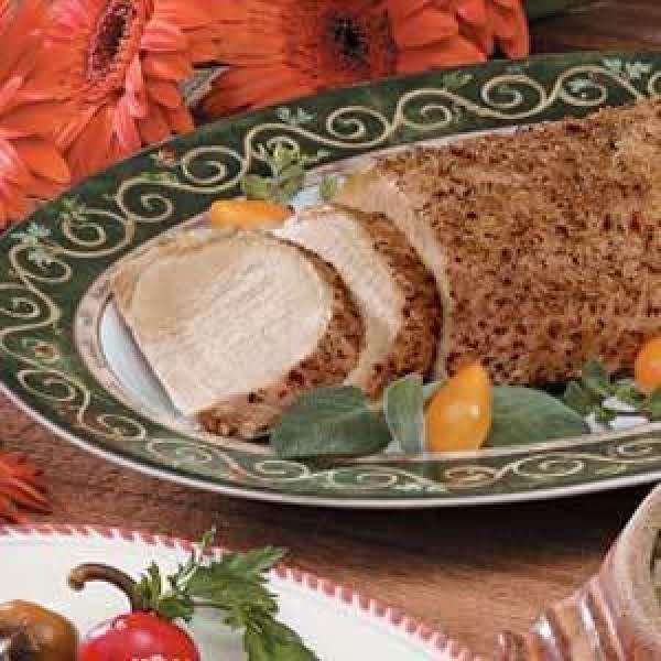 Savory Pork Roast