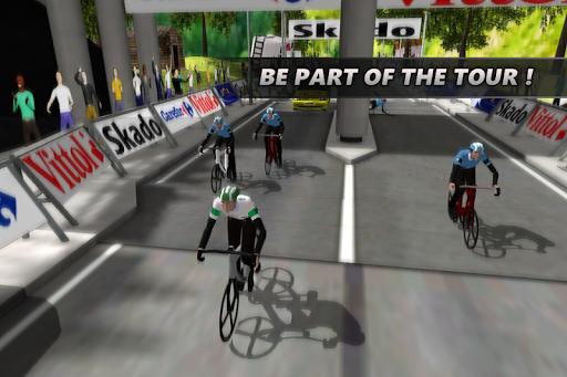 Cycling Tour 2015