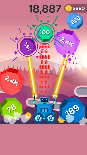 Blast Blast Ball - Shooting Ball 7.0.1 screenshots 1
