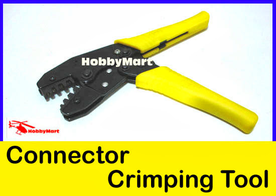 1 x tab connector heavy duty crimping tool for tamyia dupont servo jst connector ebay. Black Bedroom Furniture Sets. Home Design Ideas