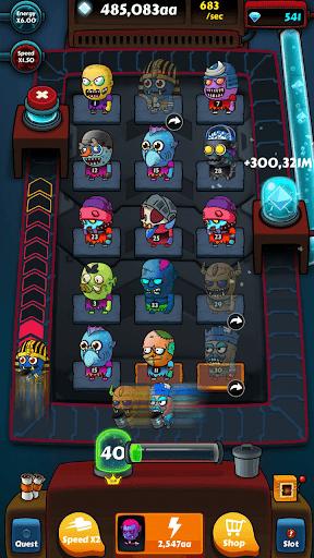 Demon Zombie Factory  captures d'u00e9cran 1