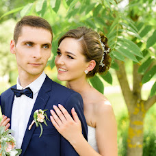 Wedding photographer Anastasiya Bochkareva (asyabochkareva). Photo of 26.07.2016