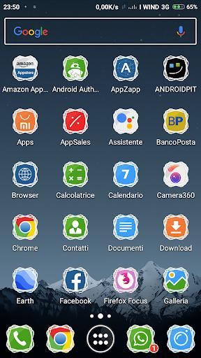 Morgana Icon Pack screenshot 4
