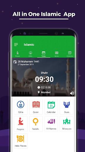 Islamic App screenshot 1