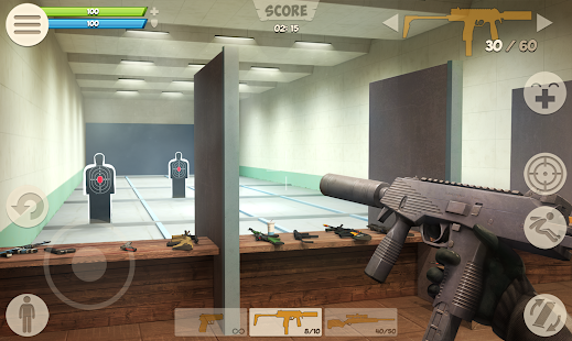 Contra City - Online Shooter (3D FPS)