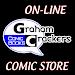 Graham Crackers Comics Icon